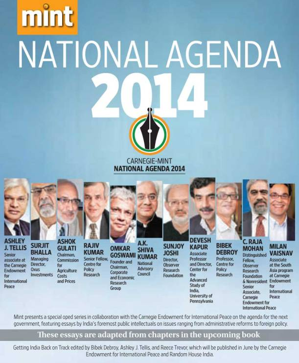 National Agenda 2014