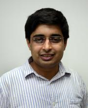 CASI Visiting Fellow Prashant Jha